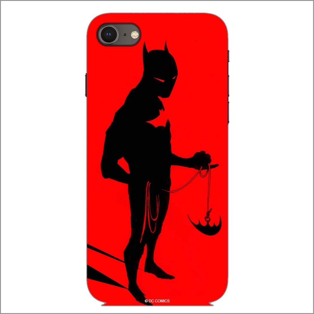 Batman Shadow iPhone 8 Back Cover