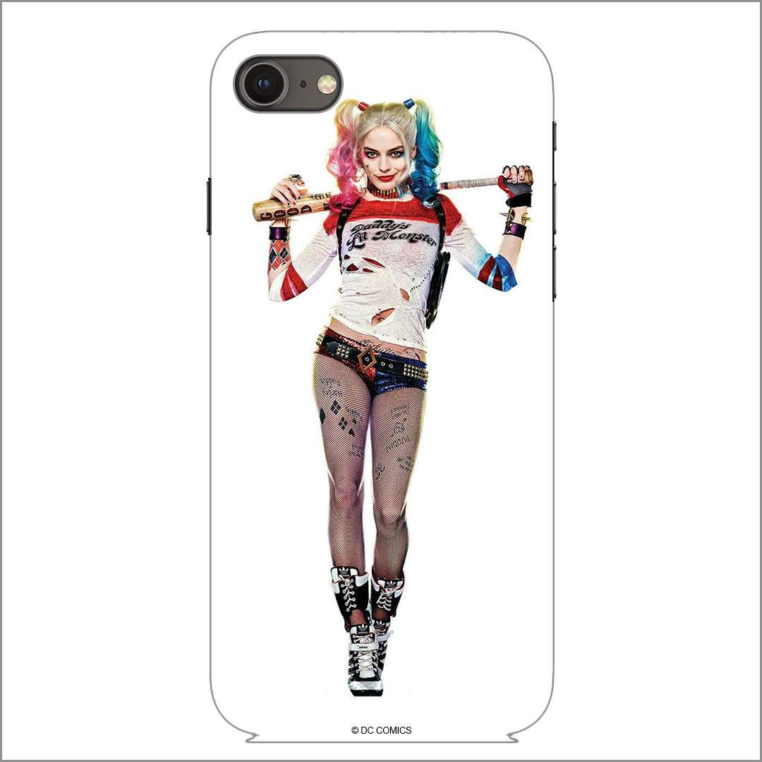 Suicide Squad Harley iPhone 8 Back Cover
