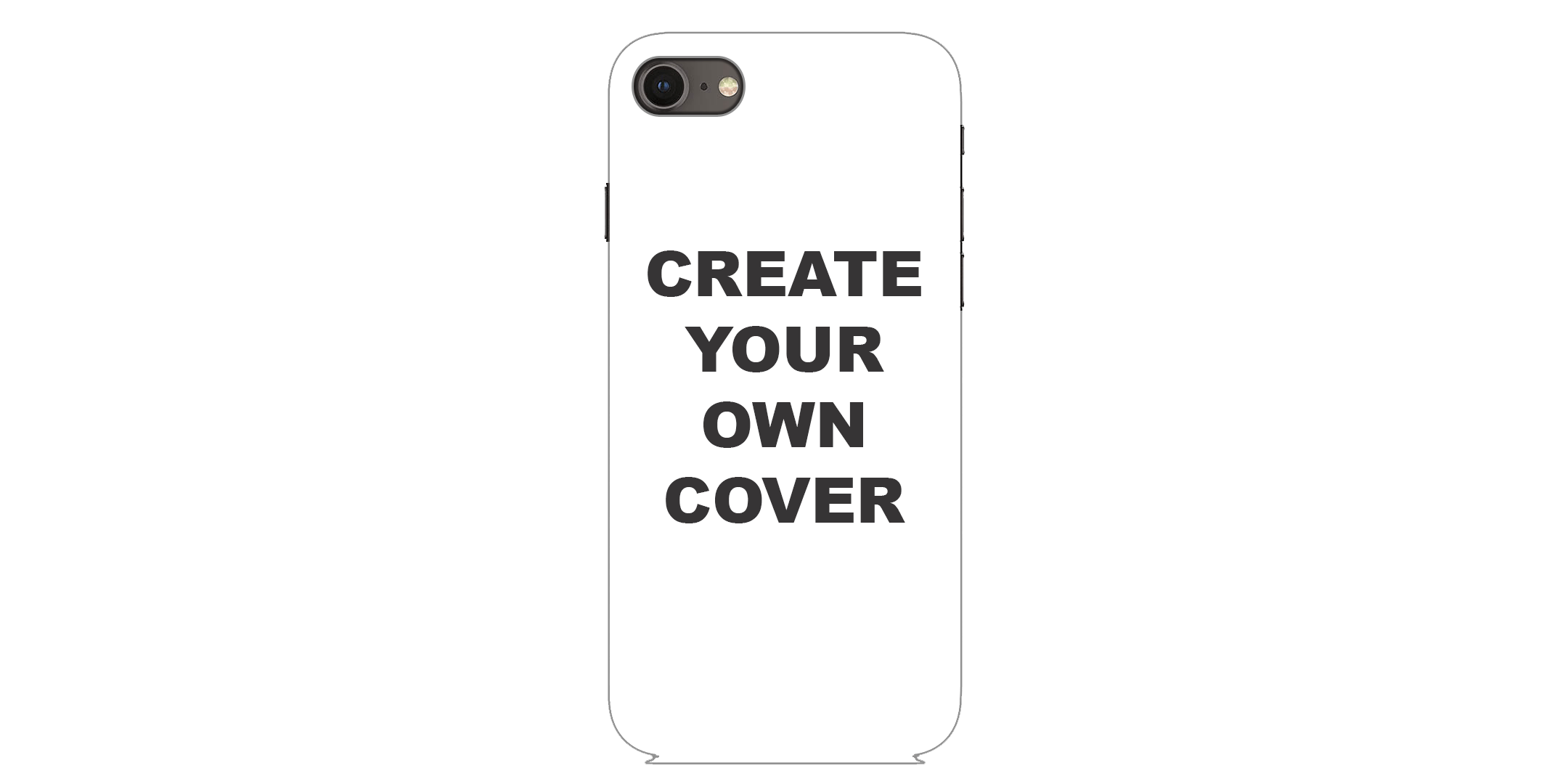Customized iPhone 8 Back Cover