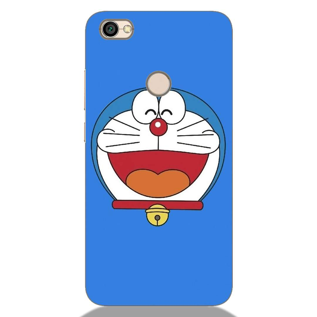 Doraemon Face Xiaomi Redmi Y1 Back Cover