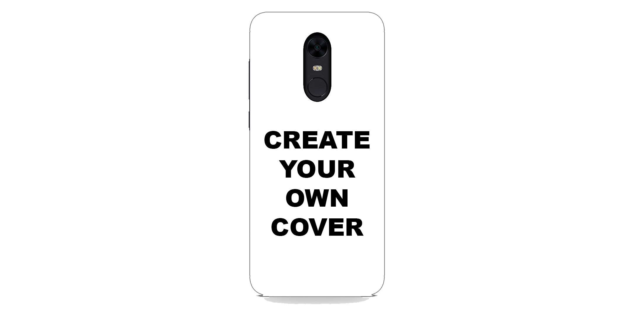 Customized Xiaomi Redmi Note 5 Back Cover
