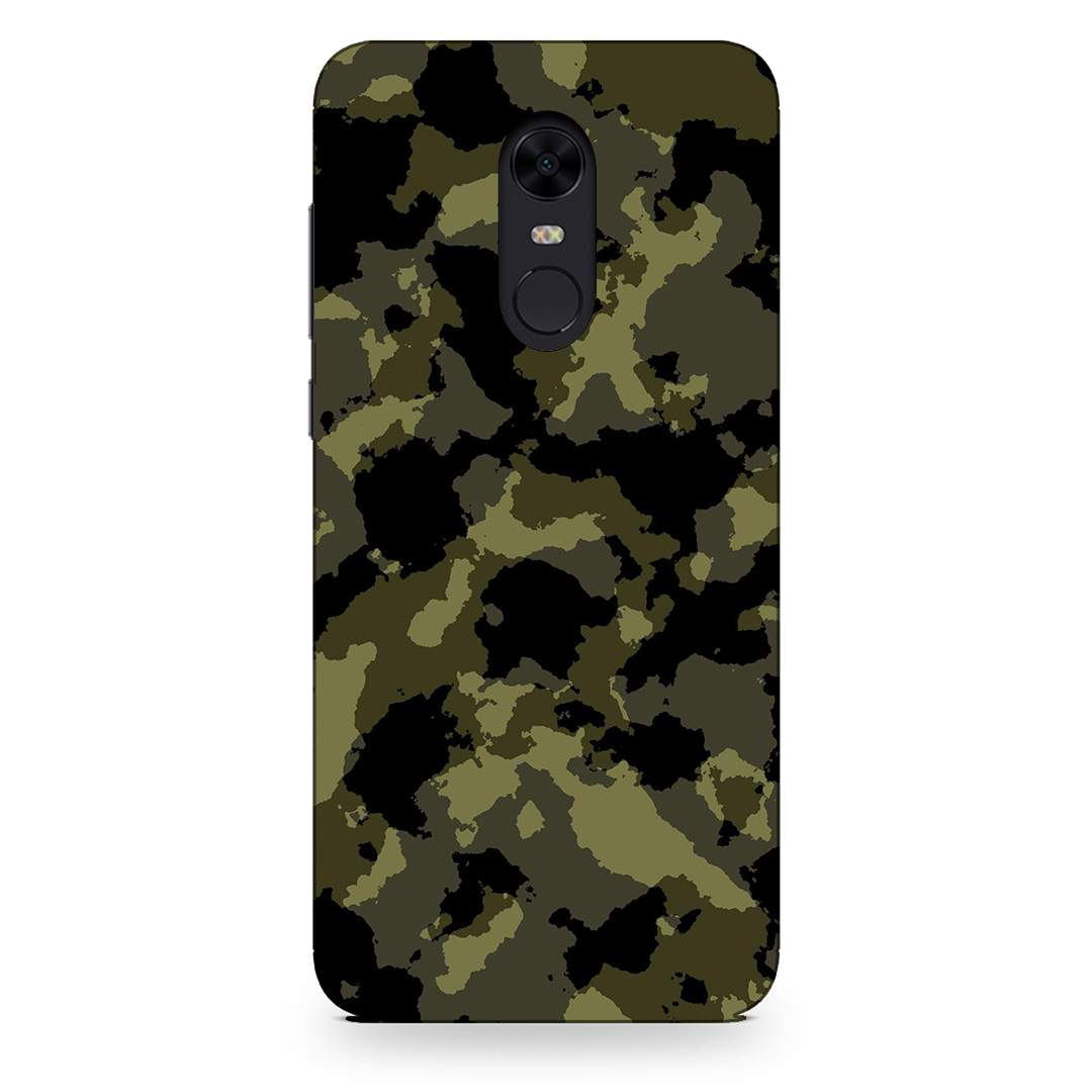 Love Army Theme Xiaomi Redmi Note 4 Back Cover