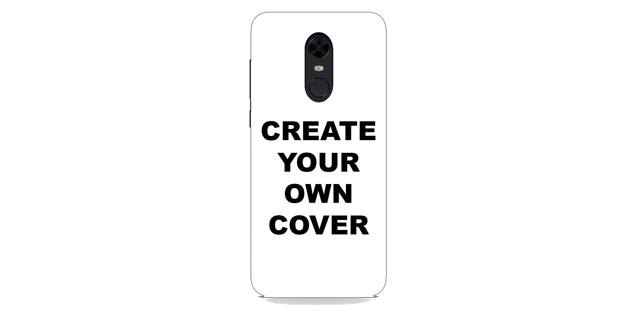 Customized Xiaomi Redmi Note 4 Back Cover