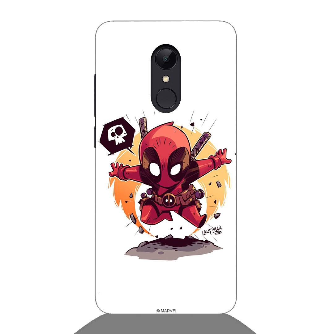 Kid Deadpool Xiaomi Redmi 5 Back Cover