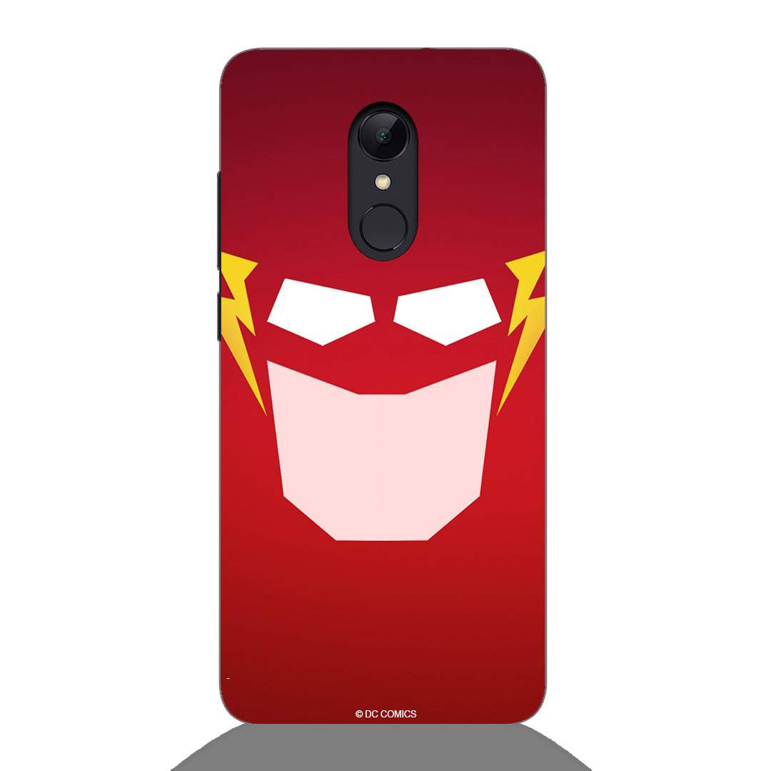 Flash Face Xiaomi Redmi 5 Back Cover