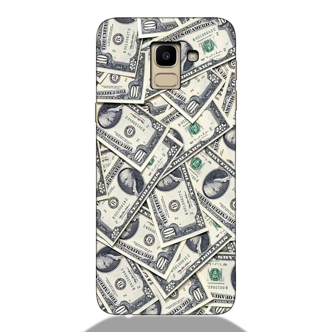 Dollars Samsung J6 2018 Back Cover