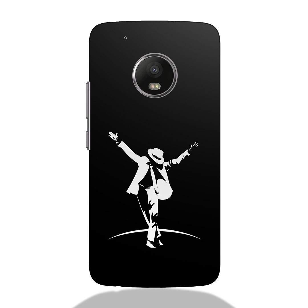 Dance Forever Motorola G5 Plus Back Cover