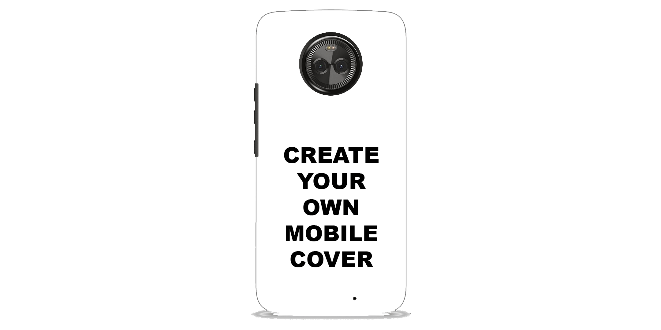 Customized Motorola X4 Back Cover