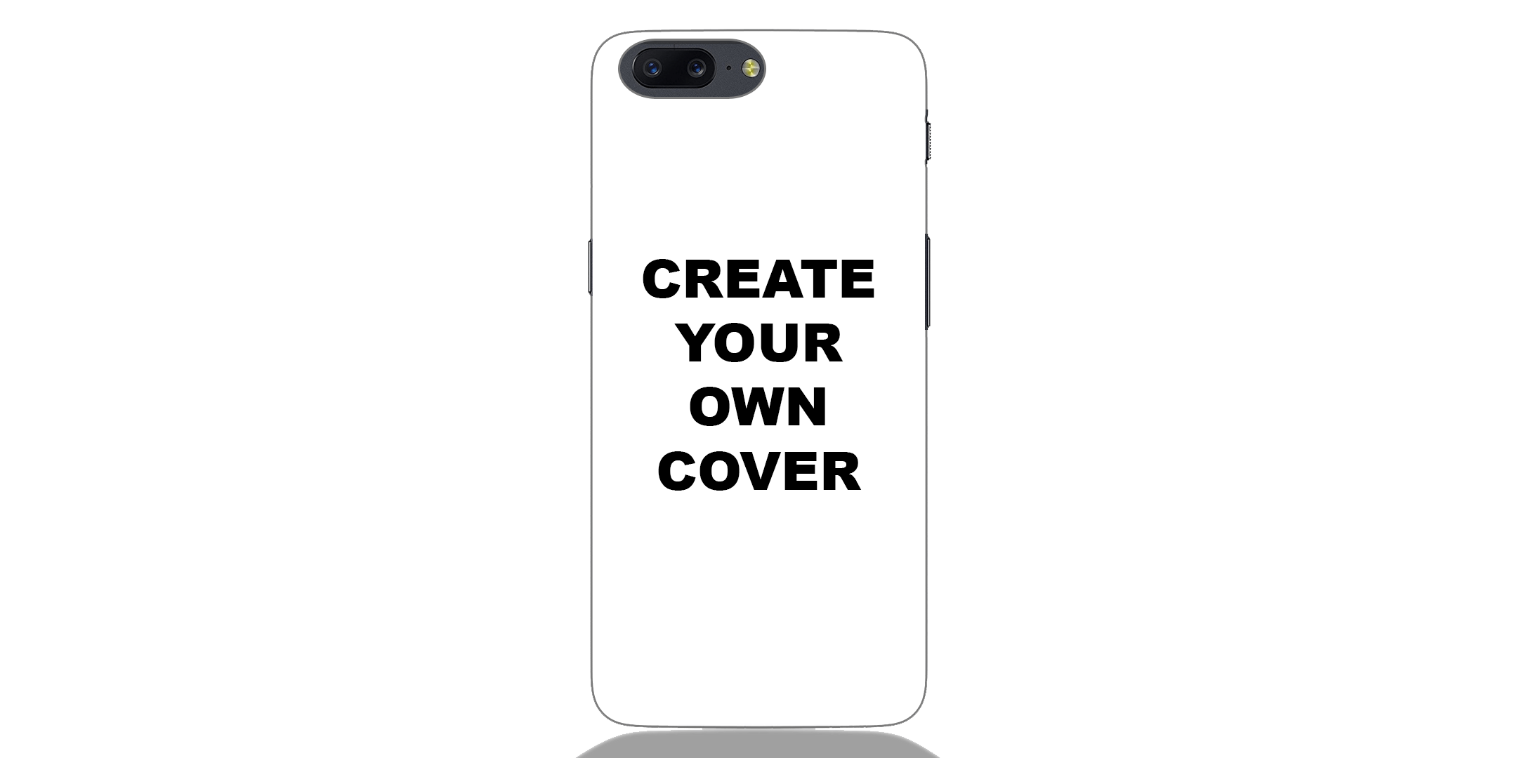 Customized Oneplus 5 Back Cover