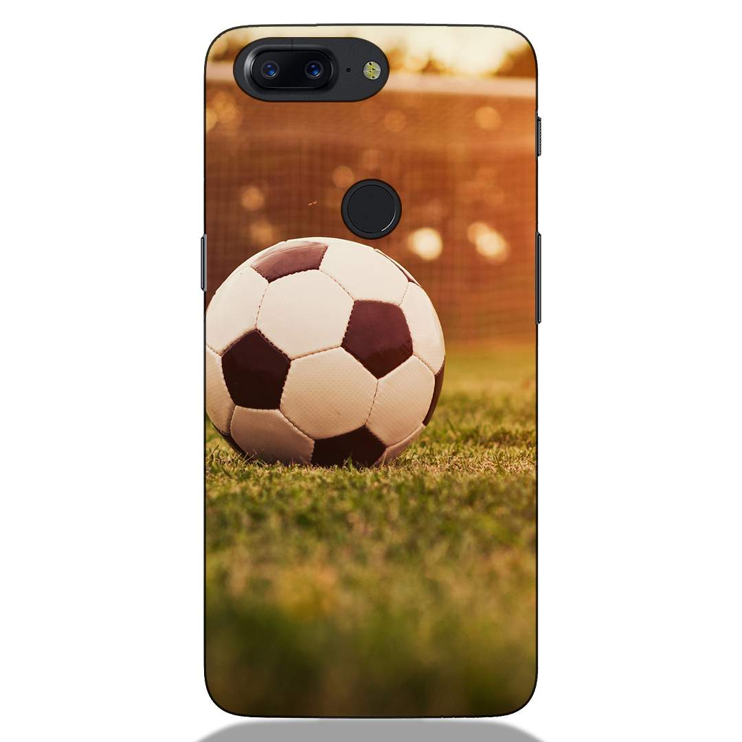 Football Lovers Oneplus 5T Back Cover