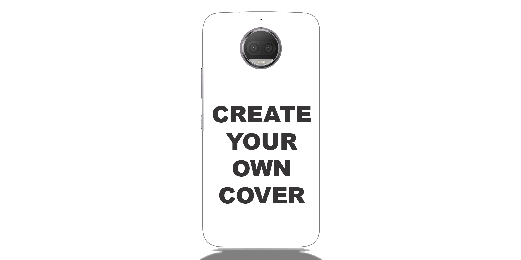 Customized Motorola G5s Plus Back Cover