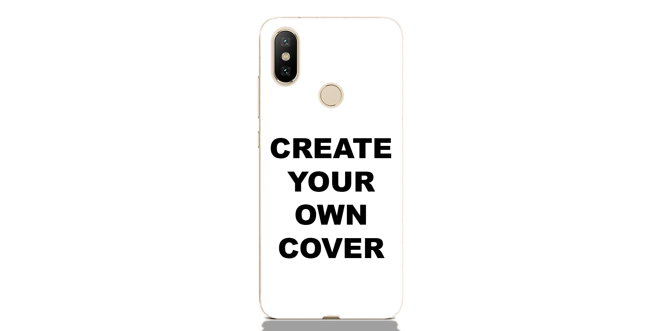 Customized Xiaomi Mi A2 Back Cover