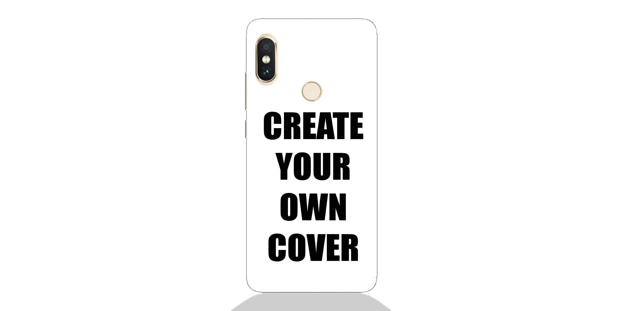 Create Redmi Note 5 Pro Back Cover