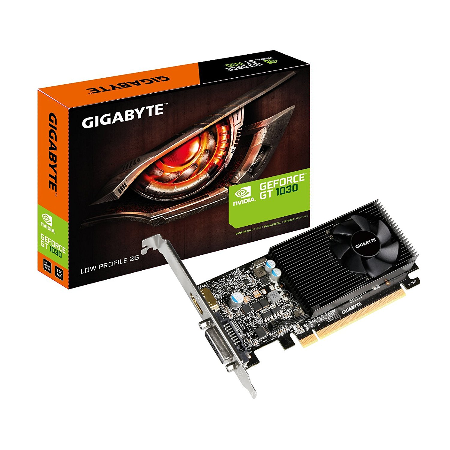 Budget Graphics Card GT 1030