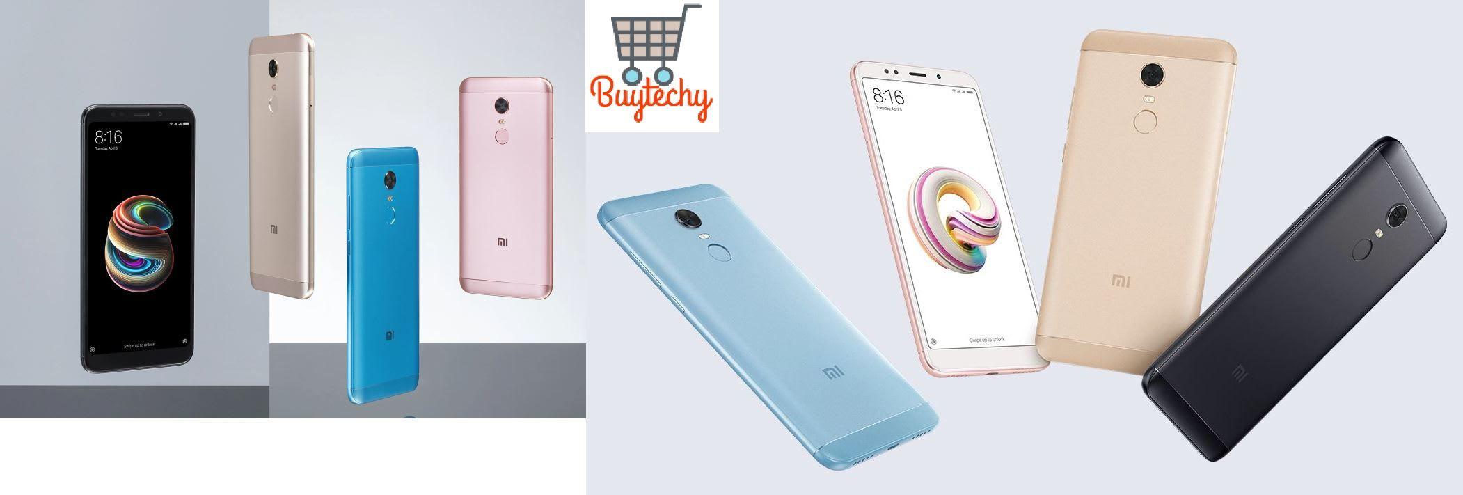 Best Budget Smartphone Under Rs 10000 Redmi Note 5