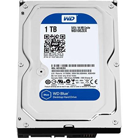 Budget CPU | PC build Rs 20000 |2018| - Buytechy WD 1TB SATA/64MB