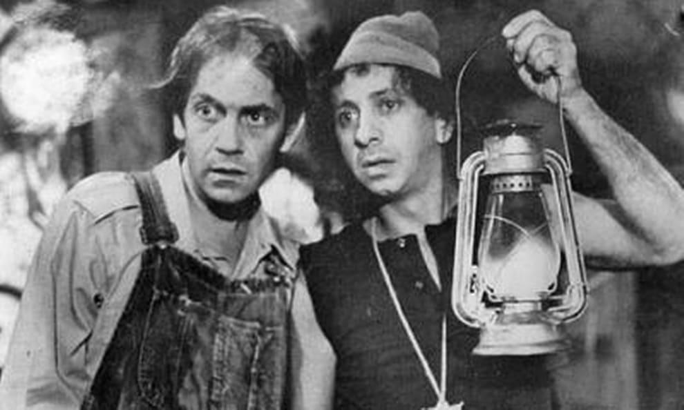 Paulo José e Flávio Migliaccio