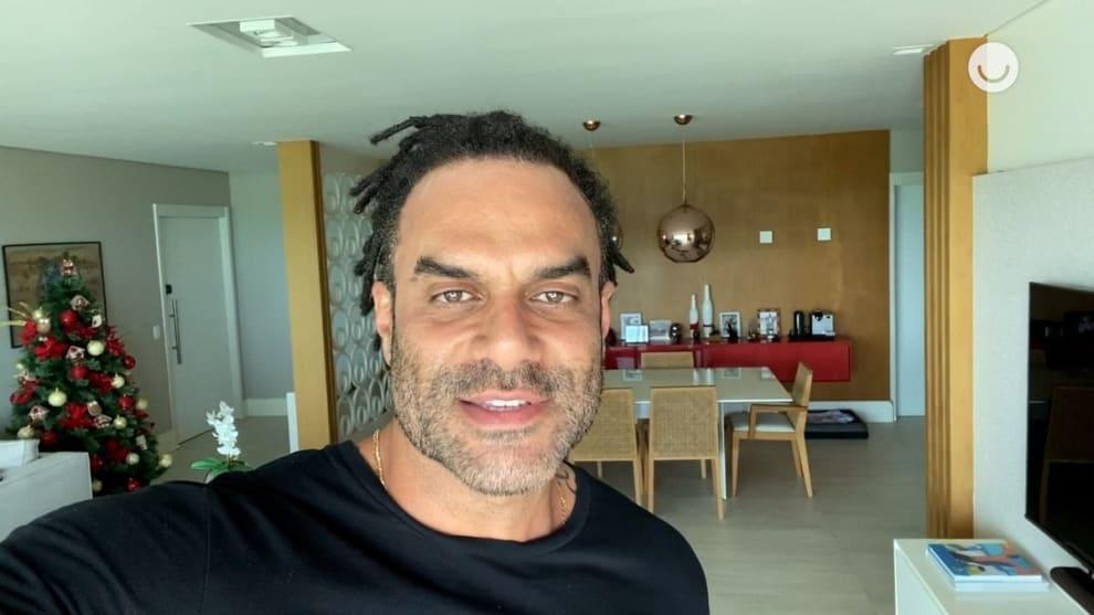 O ex-BBB Alan Passos