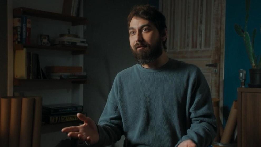 Ivan no novo episódio da série.