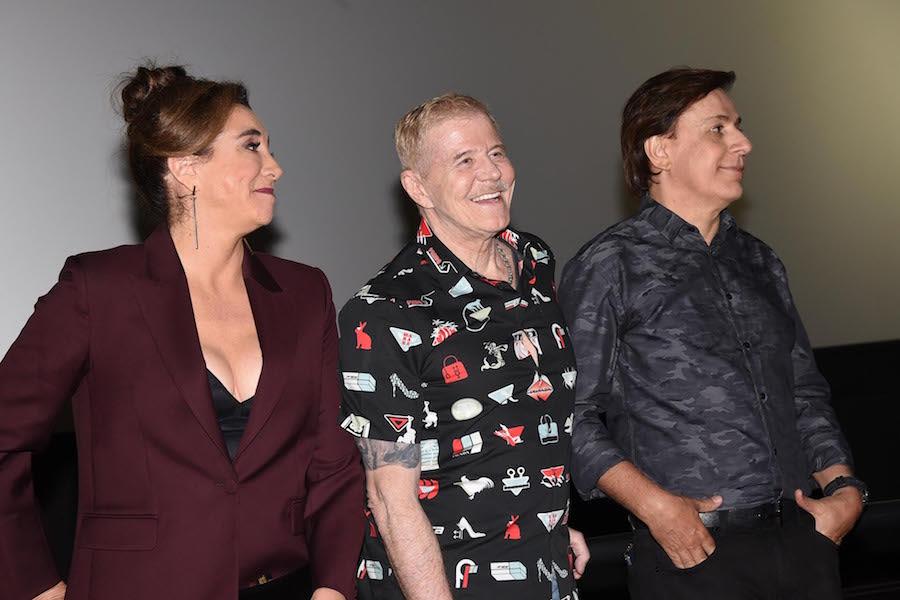 Marisa Orth, Miguel Falabella e Tom Cavalcante