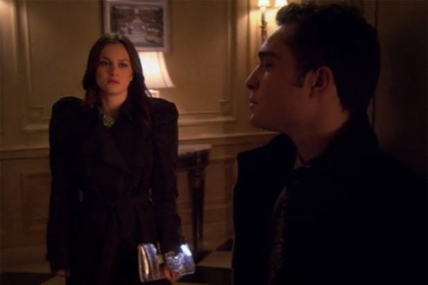 "Blair e Chuck em ""Gossip Girl"""