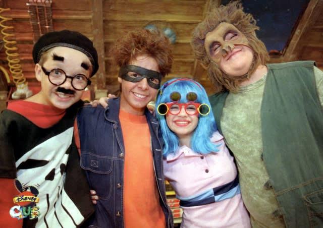 Membros do Disney Cruj