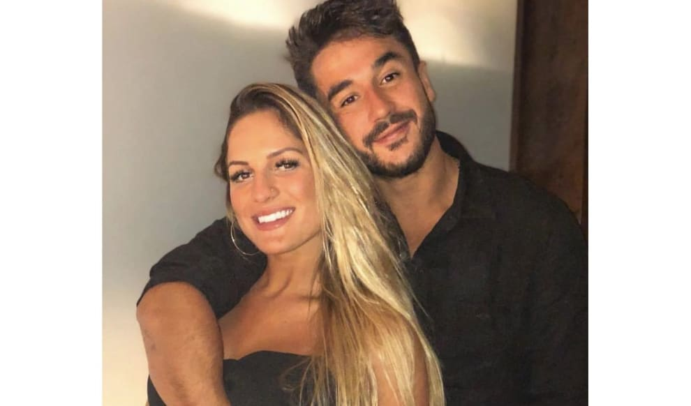 Os influenciadores Igor Freitas e Fernanda Mincarone