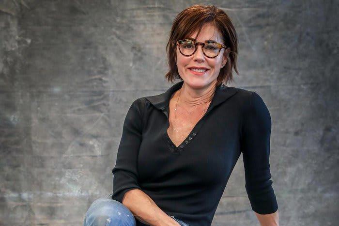 A atriz Christiane Torloni