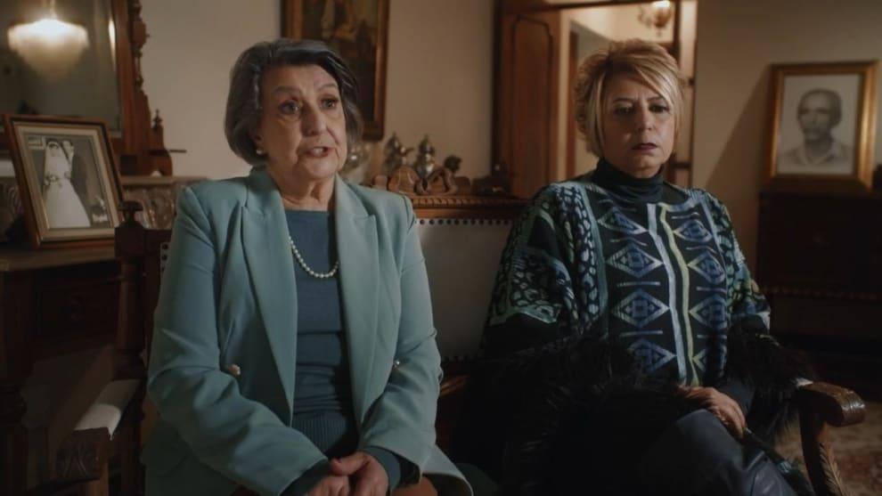 Beatriz e Celina Abbage em novo depoimento à serie