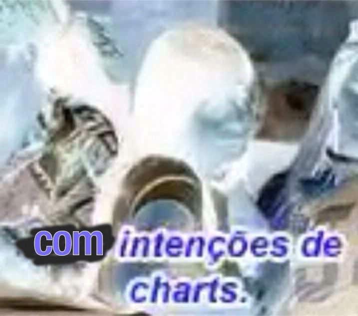 "Imagem da Gretchen com a legenda ""com intenções de charts"""