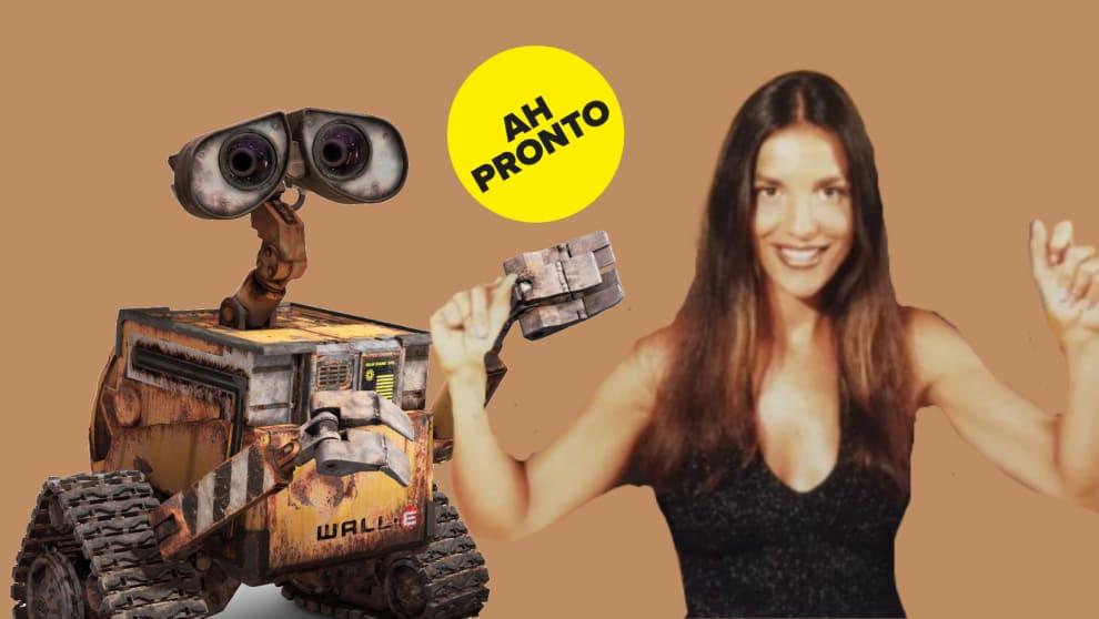 Wall-E e Ivete Sangalo