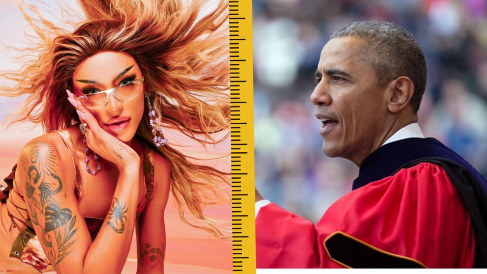 Pabllo e Barack Obama