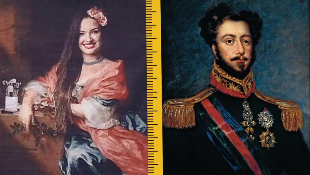 Juliette e D. Pedro I