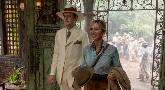 Personagens de Emily Blunt e Jack Whitehall