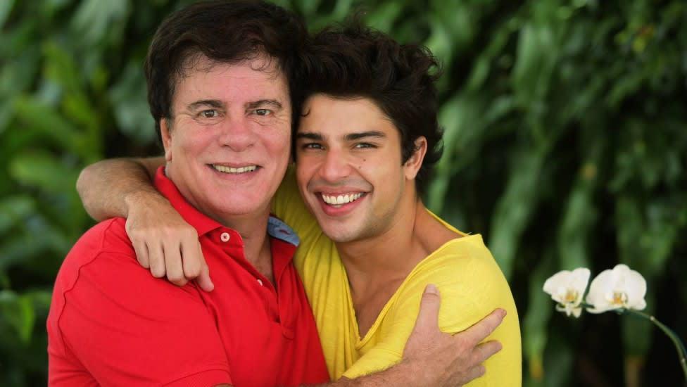 Wagner Montes e Diego Montez