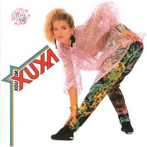 Capa do disco Xou da Xuxa