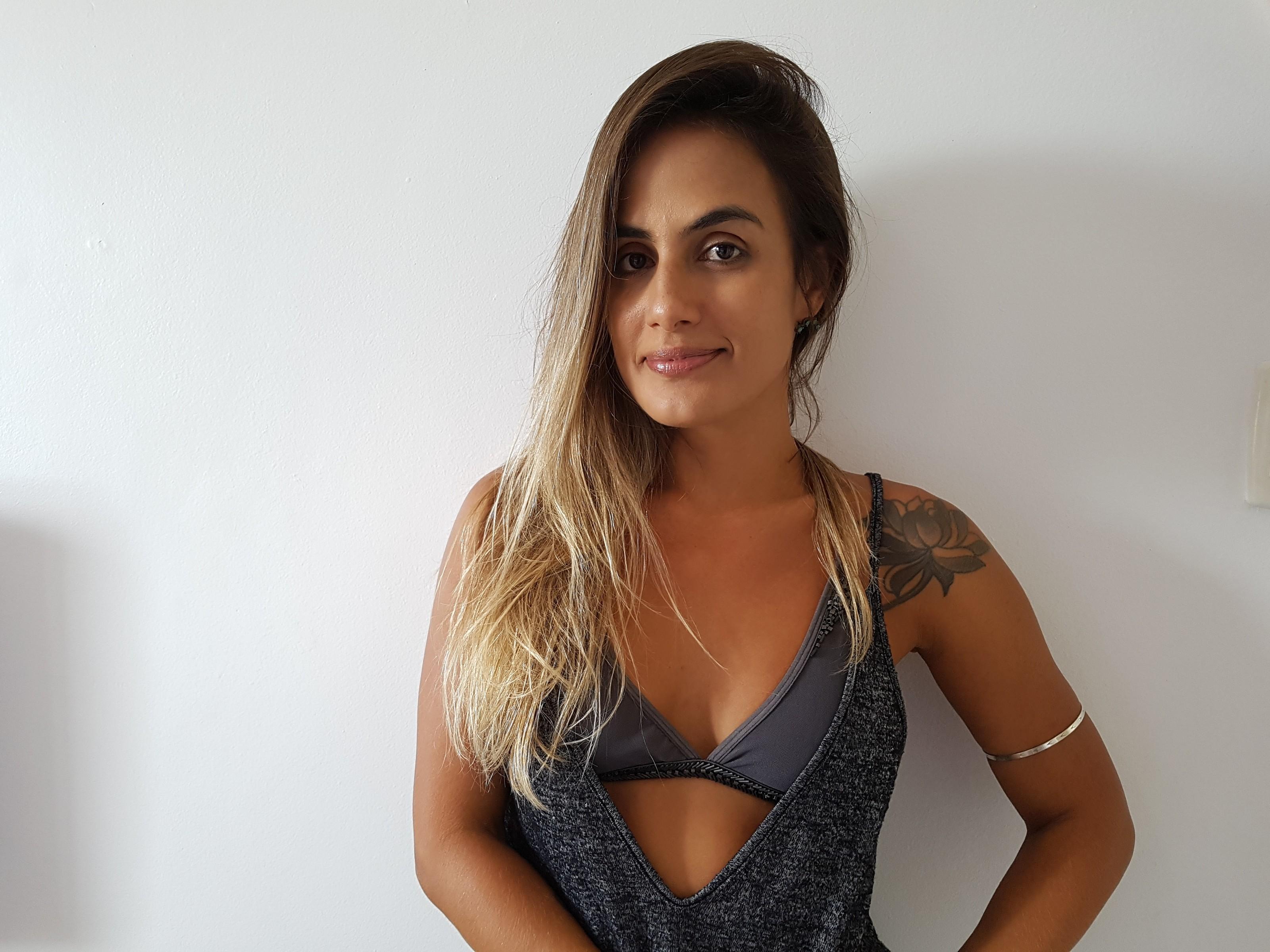 A ex-BBB Carol Peixinho