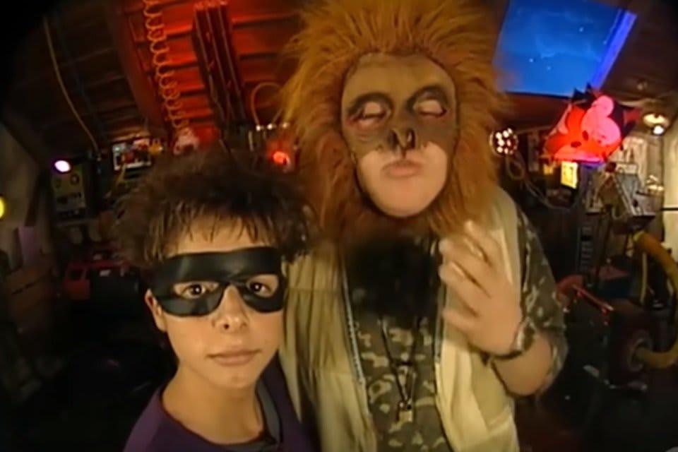 Integrantes do Disney Cruk
