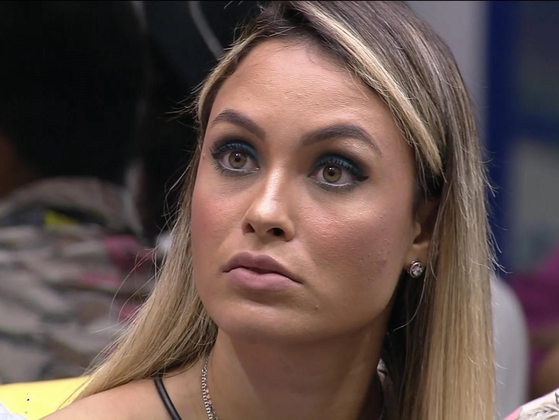 A ex-BBB Sarah Andrade