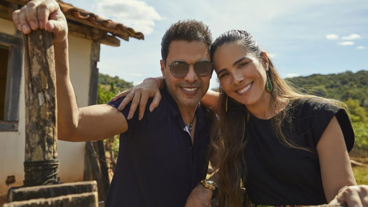 Zezé Di Camargo e Wanessa