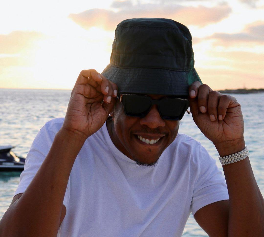 O rapper Jay-Z