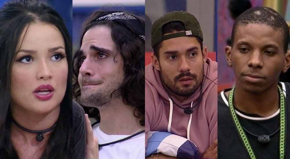 Juliette, Fiuk, Bil e Lucas