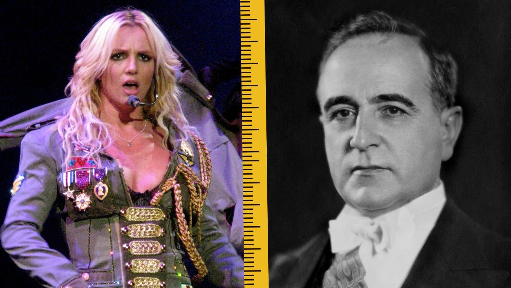 Britney e Getúlio