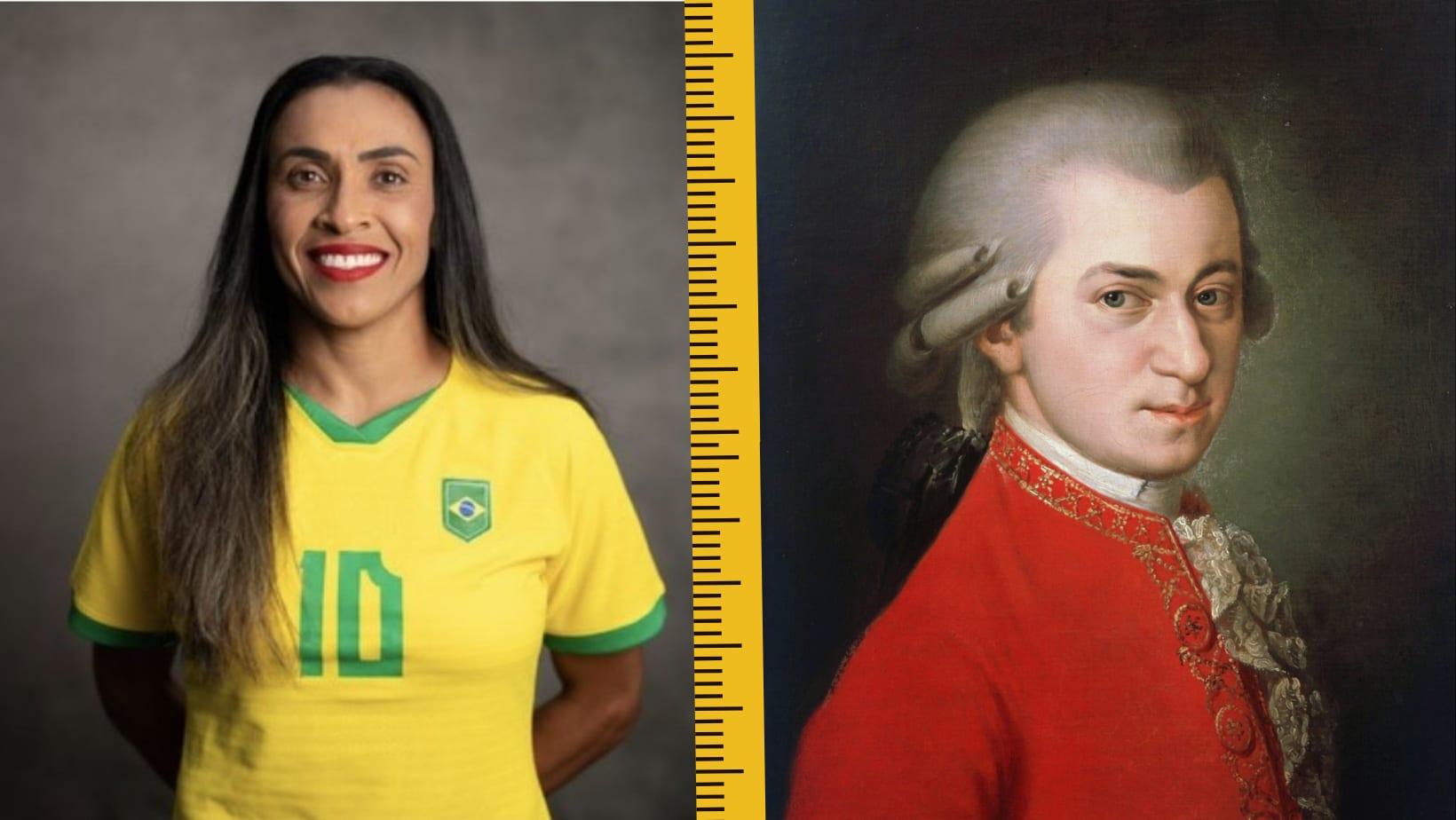 Marta e Mozart