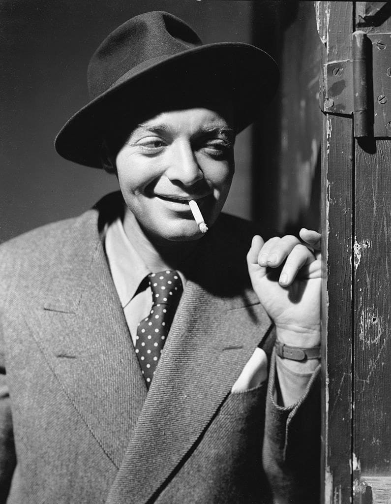 Peter Lorre as Pepi in 'All Through the Night'