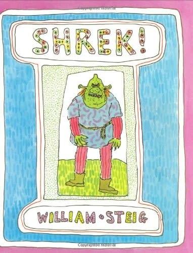 Shrek book cover