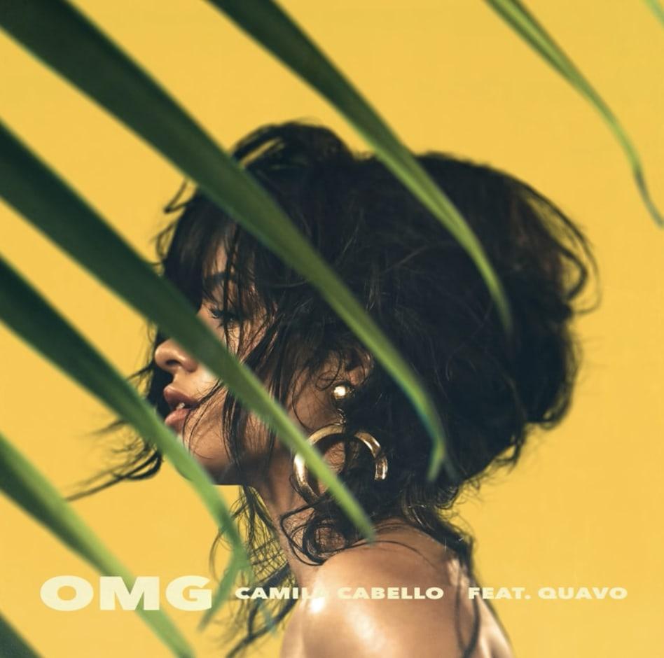 Camila's OMG single cover