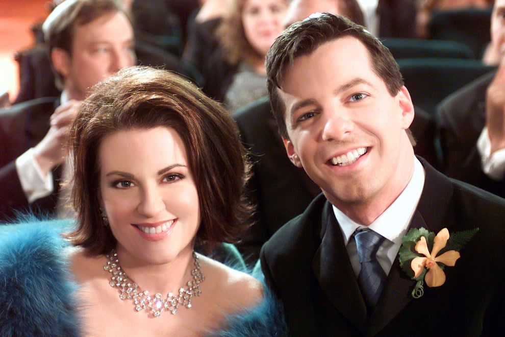 Sean as Jack on Will & Grace