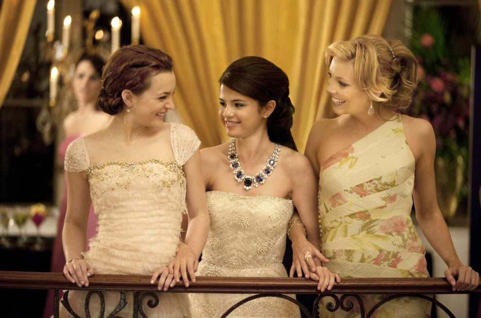 the three girls in Monte Carlo