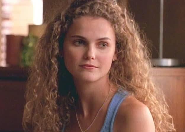 Keri Russell as Felicity in Felicity